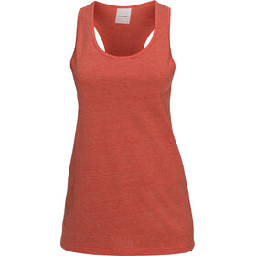 Peak Pertilmance W's Track Tank Orange Flow
